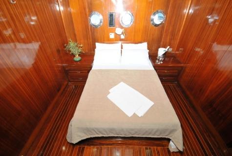 Kayhan 11 cabin double