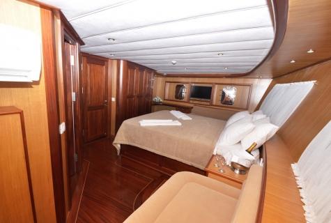 Kayhan 3 cabin bed