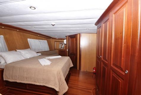 Kayhan 3 cabin double