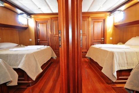 Kayhan 3 cabins