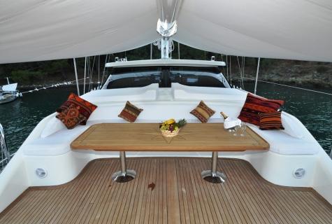 Kayhan 3 deck sofa