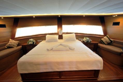Kayhan 4 cabin bed