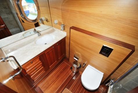Kayhan 4 toilet