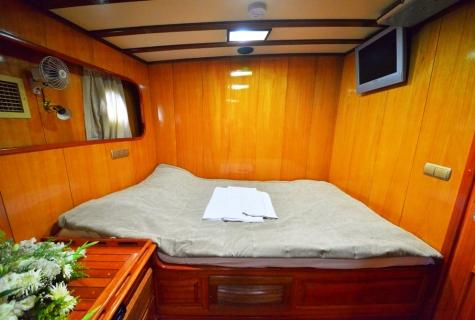 Kayhan 5 double cabin