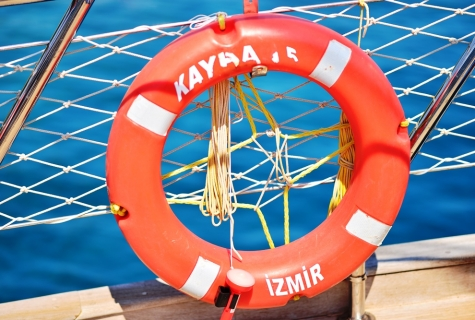 Kayhan 5 safety