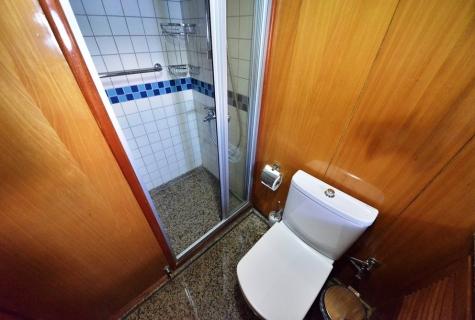 Kayhan 5 toilet shower