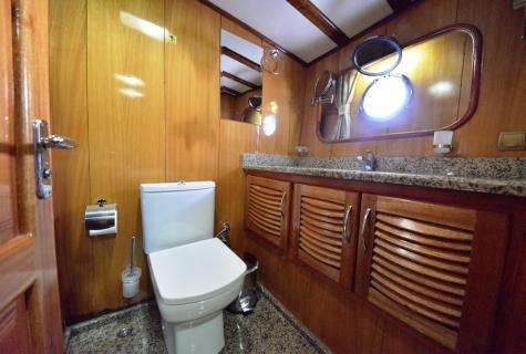 Kayhan 5 toilet