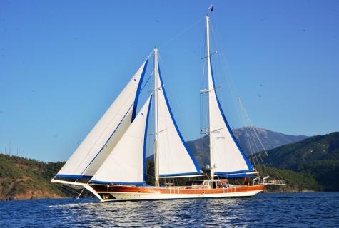 Kayhan Kaptan sailing 2