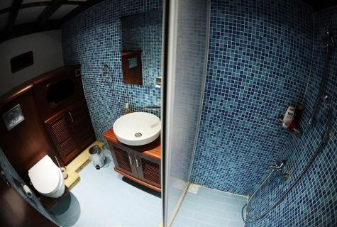 La Finale bathroom