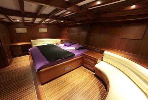 La Finale cabin bed