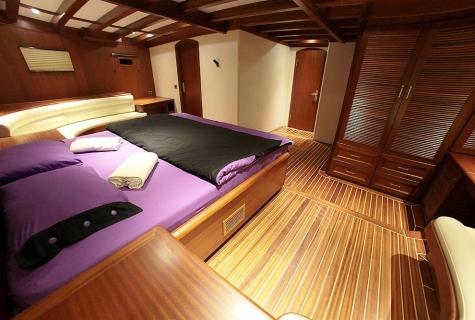 La Finale cabin