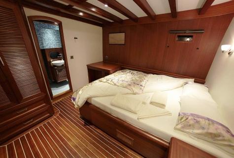 La Finale cozy cabin