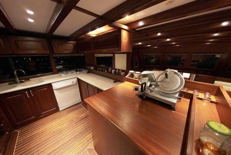 La Finale kitchen