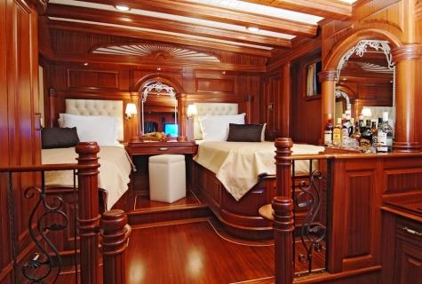 Mare Nostrum cabin double