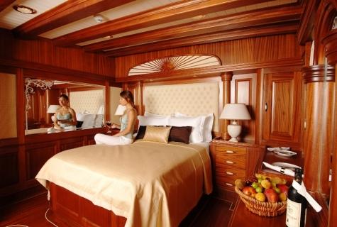 Mare Nostrum cabin glamour