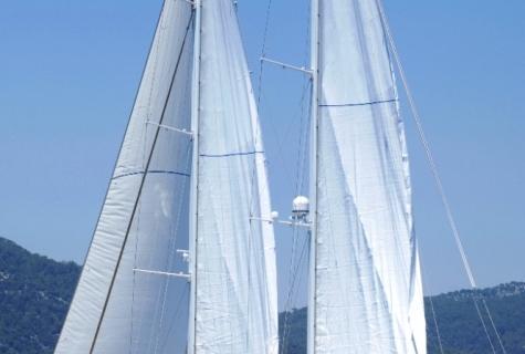 Mare Nostrum sailing 1