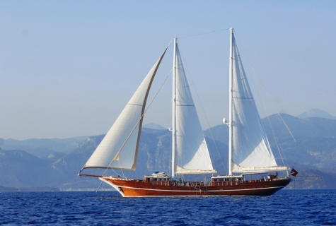 Mare Nostrum sailing turkey