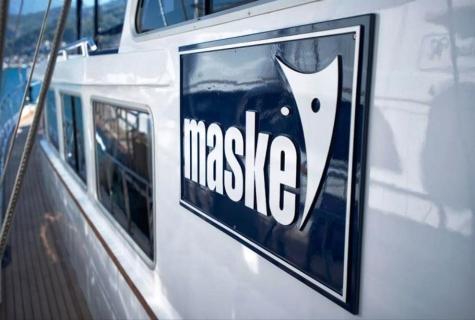 Maske logo