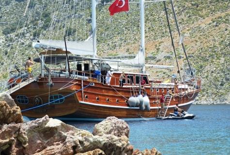 Gulet Mehmet Bugra bay