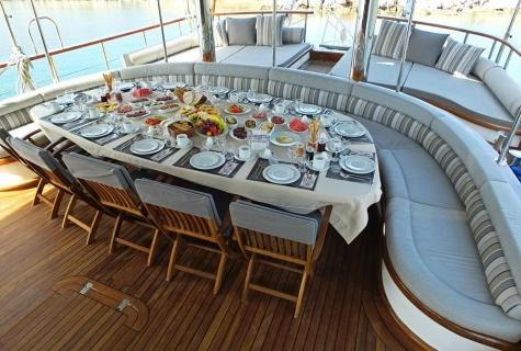 Mehmet Bugra Breakfast deck
