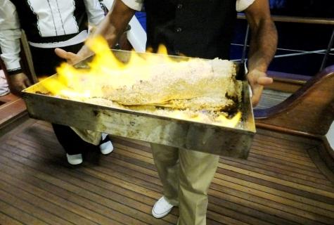Mehmet Bugra Dinner is coming