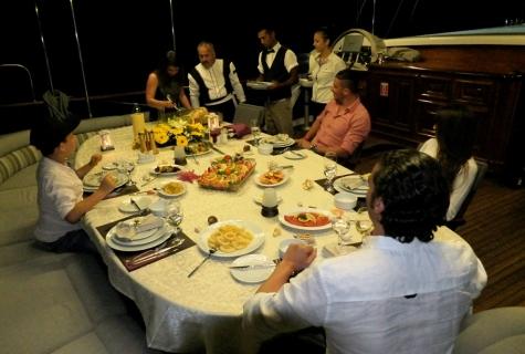 Mehmet Bugra Dinner