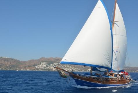 Musandira Sailing