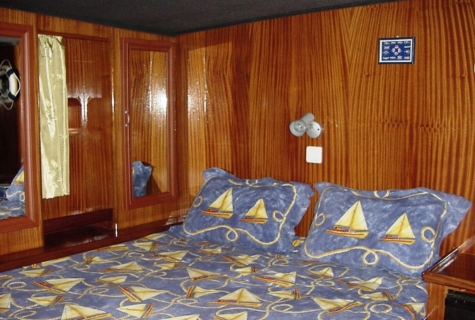 My lover gulet cabin