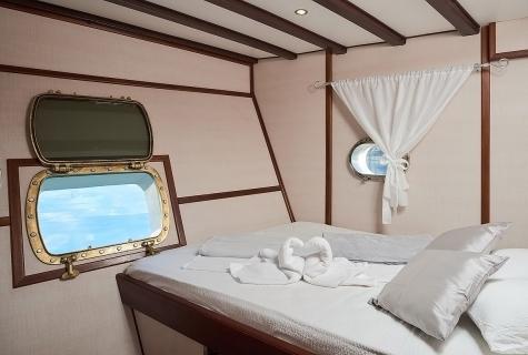 Double Cabin on  Nautilus