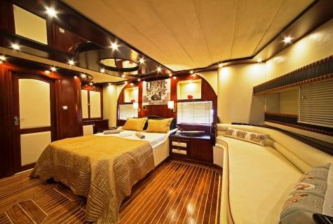 Perla Del Mar 2 cabin