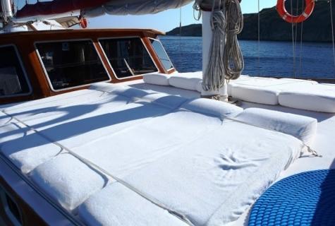 Sunbathing mats