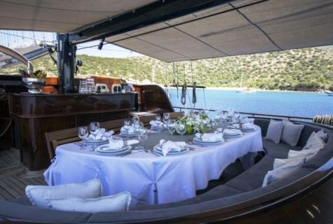Table bar deck