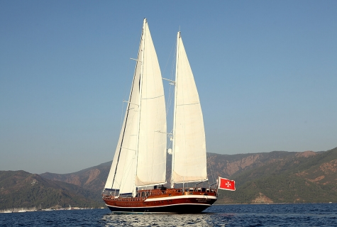 Queen of Datça Sailing