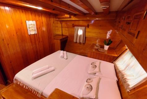 Salmakis Double Cabin Prepared