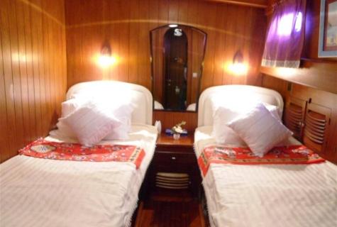Gulet Serenad cabin (16)