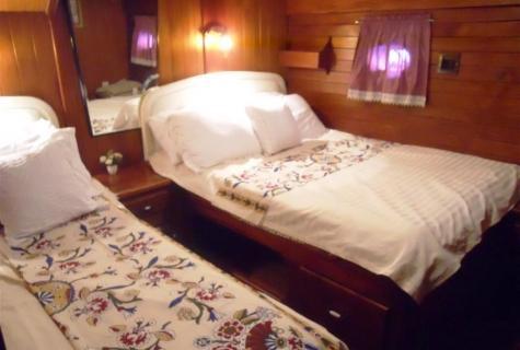 Gulet Serenad cabin (17)