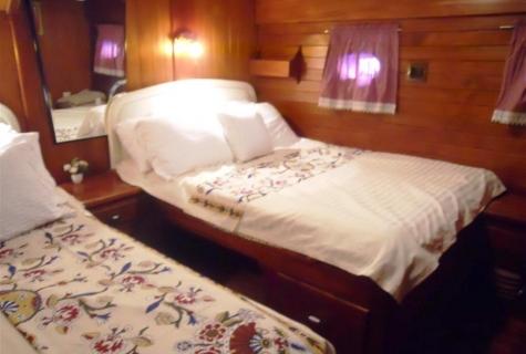 Gulet Serenad cabin (18)