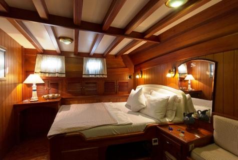 Gulet Serenad double cabin (4)