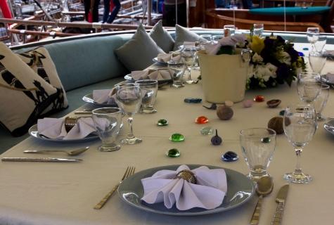 Gulet Serenad table & deatils (1)