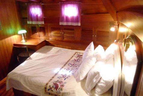 Serenad cabin