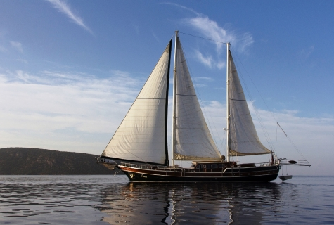 Serenad sailing 3
