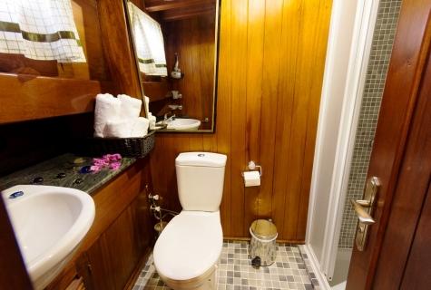 Serenad toilet