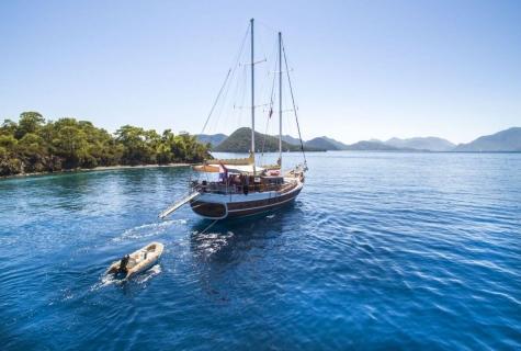Cruising Croatia with Sirena