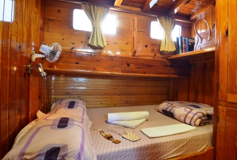 Southern Cross Timer cabin cozy