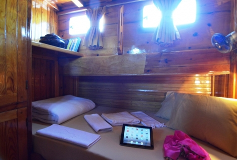 Southern Cross Timer cabin