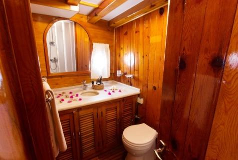 Sunworld 6 Bathroom