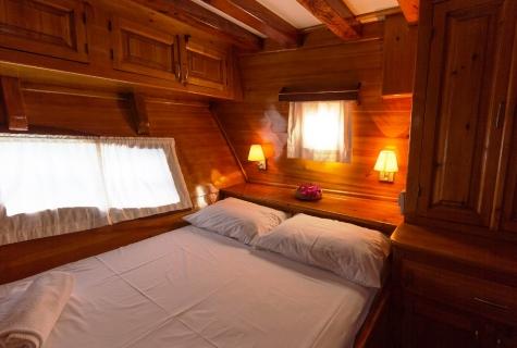 Sunworld 6 Double cabin