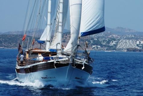 Sunworld 6 Sailing