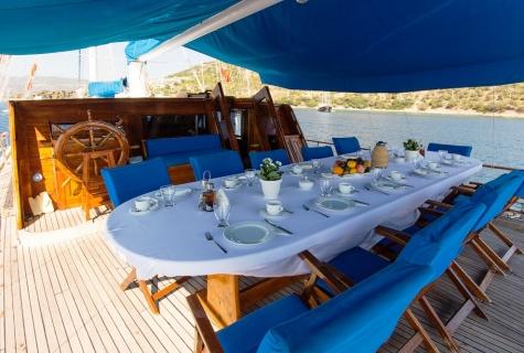 Sunworld 6 Table Served