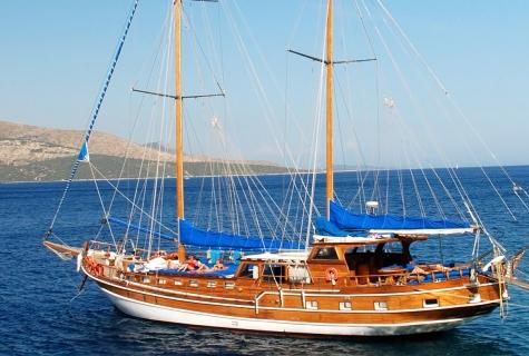 Gulet Syrolana Greece
